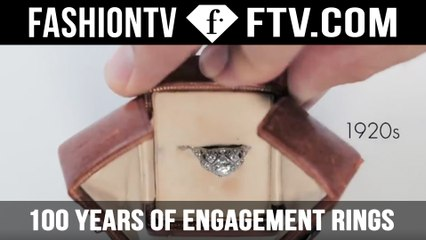 100 Years of Engagement Rings - Mode | FTV.com