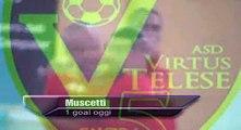 Virtus Telese - Virtus Cicciano 5 - 5 (SERIEC2)