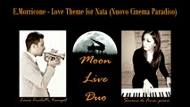 Nuovo Cinema Paradiso performed by Moon Live Duo