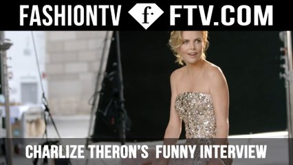 Charlize Theron Interview with Peter Lindbergh | FTV.com