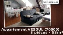 Vente - appartement - VESOUL (70000)  - 53m²