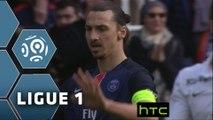 But Zlatan IBRAHIMOVIC (12ème) / Paris Saint-Germain - SM Caen - (6-0) - (PARIS-SMC) / 2015-16