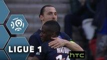 But Blaise MATUIDI (45ème +2) / Paris Saint-Germain - SM Caen - (6-0) - (PARIS-SMC) / 2015-16