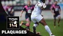 TOP 14 - Top Plaquages - J21 - Saison 2015-2016