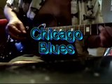 Blues-Jazz-Swing Improv Electric Guitar Solo