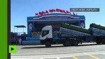 L'Iran a présenté ses nouveaux systèmes S-300, fournis par Moscou