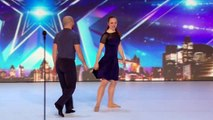 Another Kind Of Blue are a dream come true  _ Week 2 Auditions _ Britain's Got Talent 2016