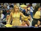 AAA-SinLimite 2009-05-25 Tlaxcala 01 Billy Boy, Mini Histeria, Polvo de Estrellas & Sexy Star vs. El Gato Eveready, Fabi Apache, Mascarita Sagrada & Pimpinela Escarlata