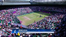 London 2012 Olympic Final - Andy Murray vs Roger Federer