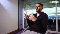 """SkySports - Mahrez: """"Je prends autant de plaisir à faire des petits-ponts qu'à marquer des buts"""" (Sous-titres FR)"""