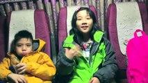 SOUTH KOREA VLOG PART 1    Kimchi making, Hanbok, and Everland
