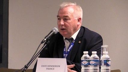 France 1-2 Danemark, Réactions de Dave Henderson
