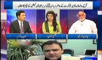 █ Khabar Ye Hai with Haroon Ur Rasheed ➤ 17 April 2016 █  [Pakistani News - Pakistani Talkshow]