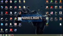 Tutorial para descargar minecraft (actualizable) (1.9 ;1.9.1 ;1.9.2)