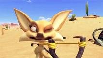Oscars Oasis - Best Cartoon Short Films - Funny Animal Videos 1080p [Full HD]