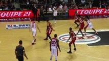 SLUC Nancy Basket / Strasbourg IG (16/04/16)