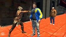 GTA IV Assassins Creed İ DLC Connor Wolf Costume