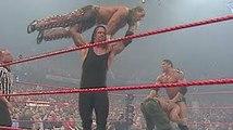 WWE- Big Fight - John Cena & Shawn Michaels vs Undertaker & Batista- Raw