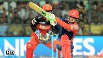 IPL 9 DD vs RCB De Kocks 108 off 51 balls DD Thrash RCB