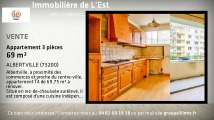 A vendre - Appartement - ALBERTVILLE (73200) - 3 pièces - 69m²