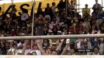 Ayrton Senna Wins The 1991 Brazilian Grand Prix