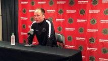 Mark Parsons Post-Game Interview | Portland Thorns FC 2, Orlando Pride 1 4.17.16