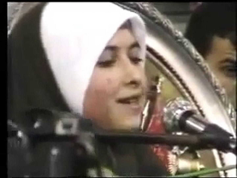 Best female reciter of Quran׃ Sumaya El-Deeb