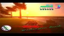 GTA Vice City Miami Vice Tribute Music Video Crokett's Theme
