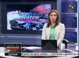 Gobierno ecuatoriano agradece ayuda internacional por sismo