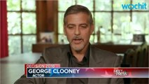 Clooney agrees with anti-Clinton donation protestors