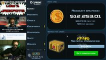 Case Clicker Campaign #45 | StatTrak Bravo Cases | CS GO Clicking Game