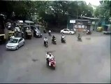 Road Accidents at Bangalore by Bangalore Traffic Police