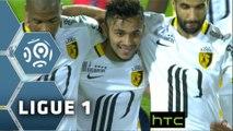 Boufal régale contre le Gazelec 34ème journée de Ligue 1 / 2015-16