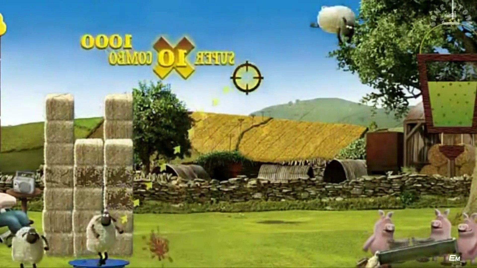 فيلم كرتون شون ذا شيب كيف تطير Shaun The Sheep Movie Gameplay