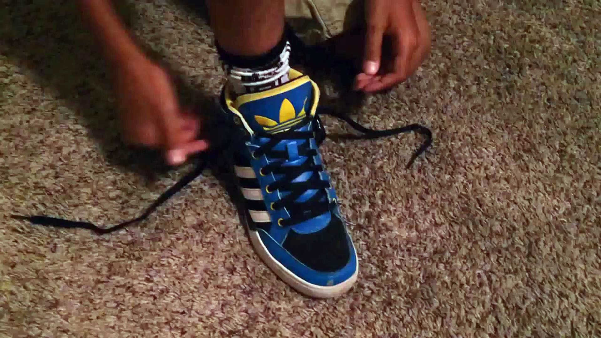 How to Tie your shoes for Kids