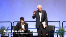 Bernie Sanders Responds To Black Lives Matter Protesters Netroots Nation