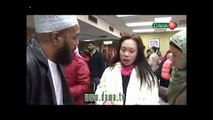 Korean Sister Happily Crying Before Accepting Islam Bilal Philips