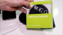 Samsung Galaxy S6 ve Galaxy S6 Edge Kablosuz Şarj Özelliği Nasıl Kullanılır?