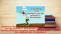 PDF  Childrens Italian books Animal counting fun Contare con gli animali e divertente Learn Download Full Ebook