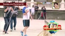 Lionel Messi New Record Challegne in Japanese TV Program Lifting High 18m