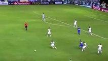 Patada de Carlos Tevez a Santos Deportivo Cali vs Boca Juniors 0 0 | Copa Libertadores 201