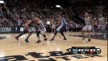 Kawhi Leonard Steals and Dunk | Grizzlies vs Spurs | Game 1 | April 17, 2016 | NBA Playoffs 2016