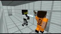 Minecraft SCP Containment Breach SCP-2950 (Minecraft animation)