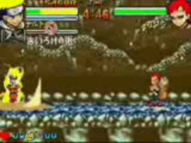 Advance Fight Naruto-