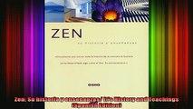 Read  Zen Su historia y ensenanzas Its History and Teachings Spanish Edition  Full EBook