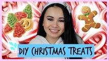 3 Easy DIY Holiday Treats with Megan Mauk!
