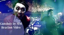 Gunshots by SiM /\ Non-Jrock Reaction