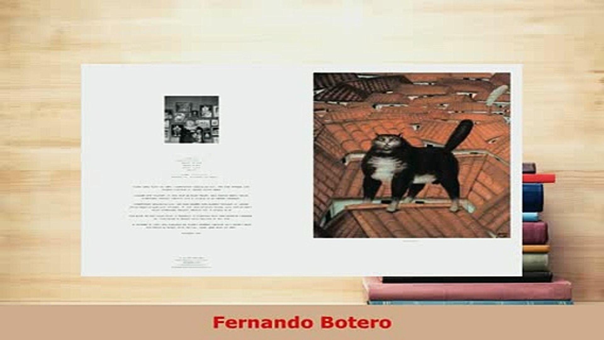 PDF  Fernando Botero Download Online