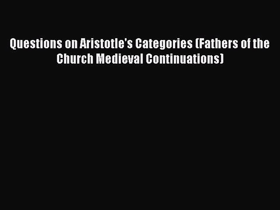 On Difficulties in the Church Fathers Volume I The Ambigua
