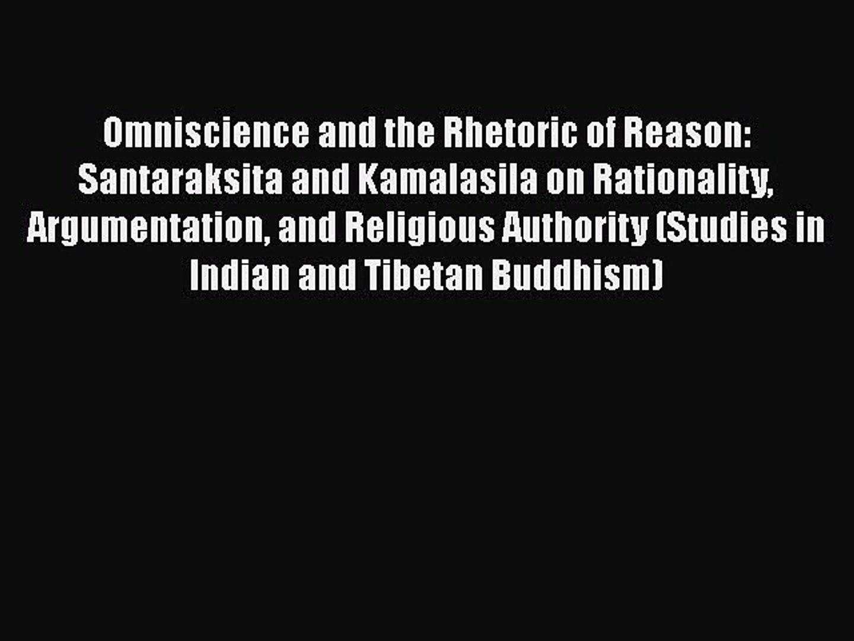 Omniscience and the Rhetoric of Reason